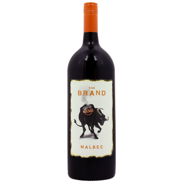 Red Wine The Brand Malbec Magnum Bottle