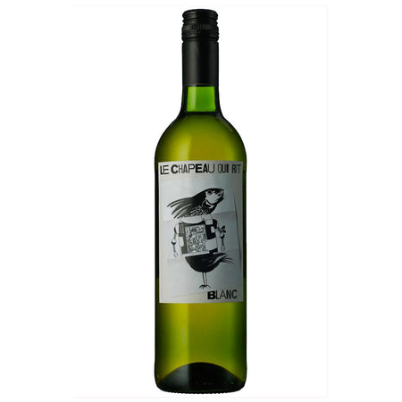 Le Chapeau Qui Rit Blanc, French White Wine