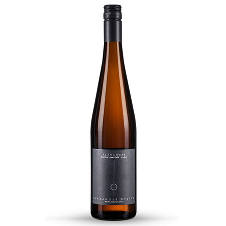 Alexander Gysler Natural Riesling 2018, German White Wine
