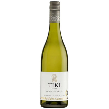 Tiki Estate Sauvignon Blanc, Marlborough New Zealand, White Wine