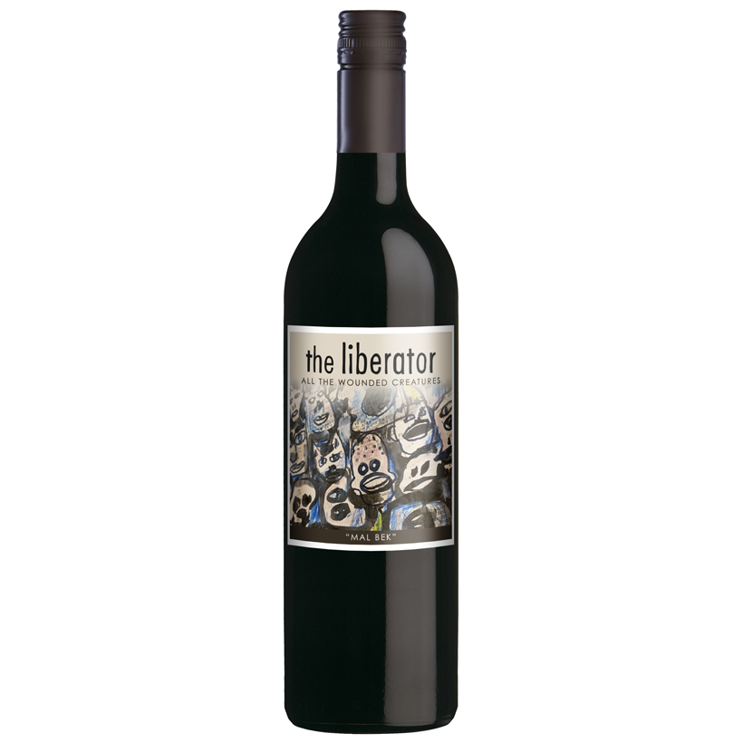 The Liberator All The Wounded Creatures 'Mal Bek' 2018 South African Wine of Origin Red wine