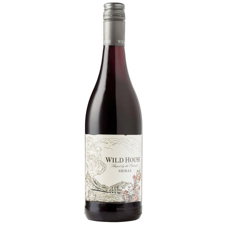 Wild House Shiraz, South African Red Wine
