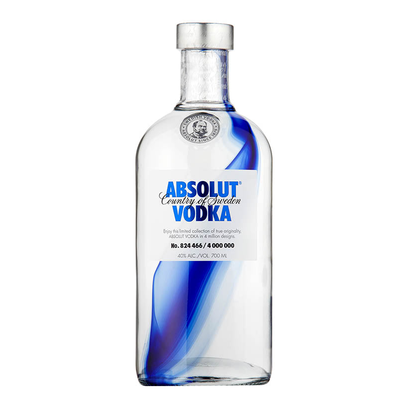Absolut Blue Vodka 700 ml