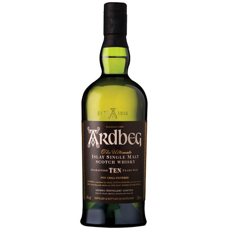 Ardbeg 10 Year Old Unchillfiltered - Islay Single Malt Whisky