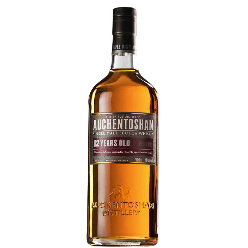 Auchentoshan 12 Year Old - Single Malt Scotch Whisky