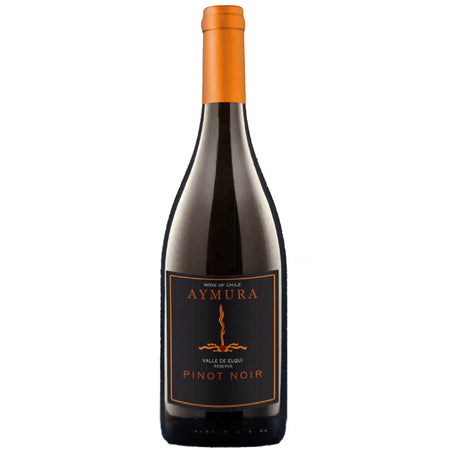 Aymura Pinot Noir 2017 Chile red wine