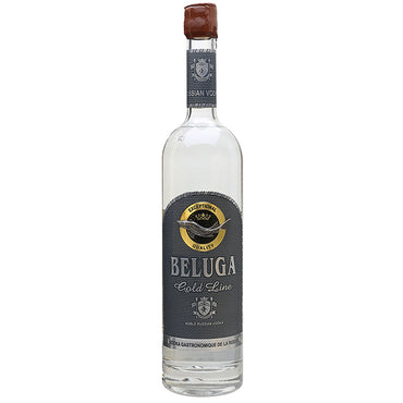 Vodka - Beluga Gold Line