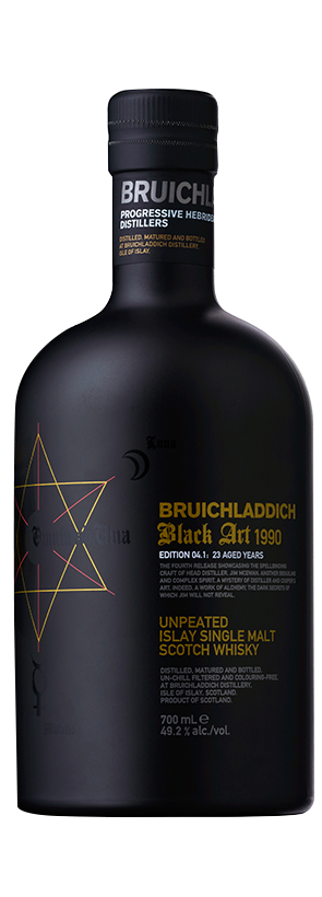 Bruichladdich Black Art Islay Single Malt Whisky