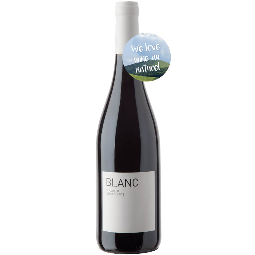 Blanc Vi Natural 2015 Red Wine