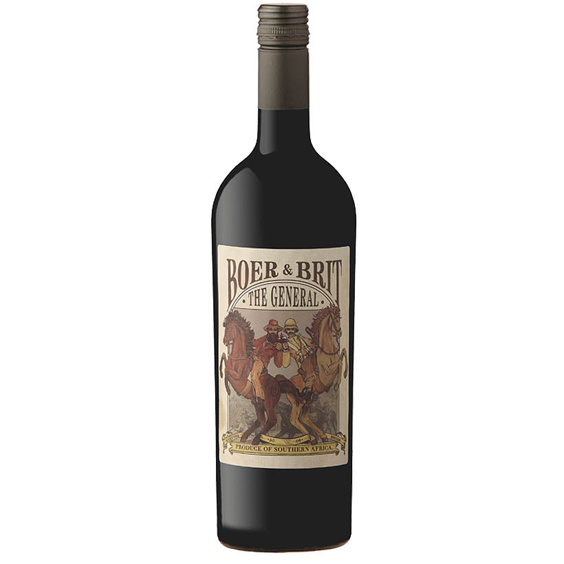 Boer & Brit The General 2014 Red Wine