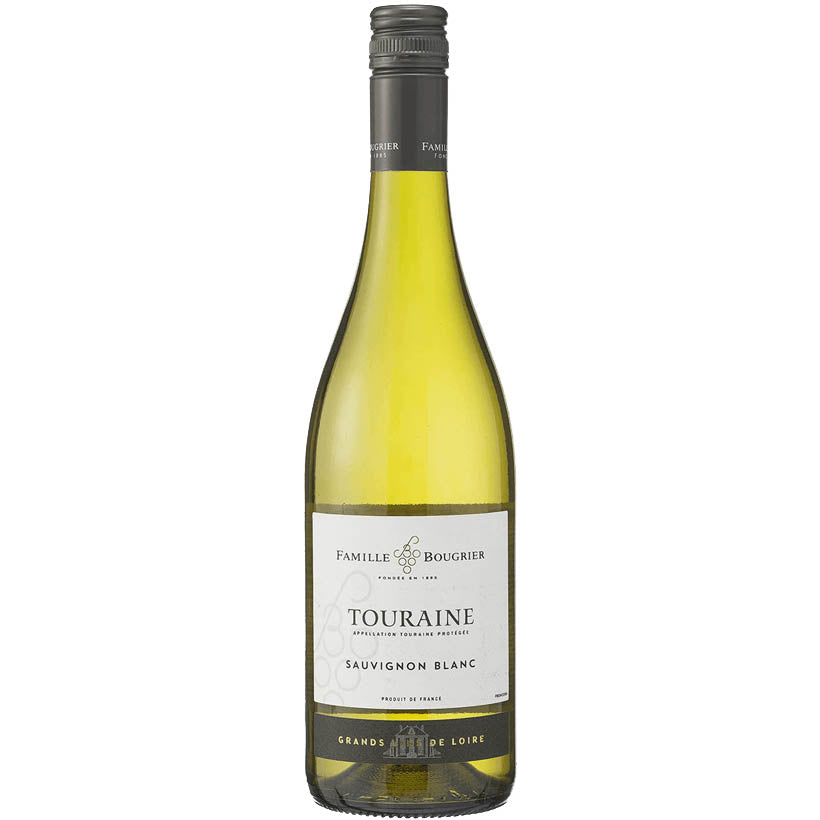 Bougrier Touraine Sauvignon Blanc 2018 vegetarian white wine