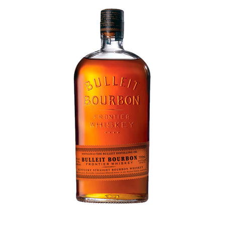 Bulleit Bourbon - Kentucky Straight Bourbon Whiskey