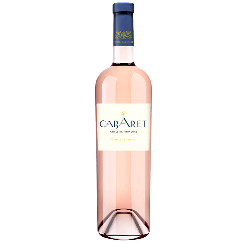 Cabaret Rosé 2018 rose French wine