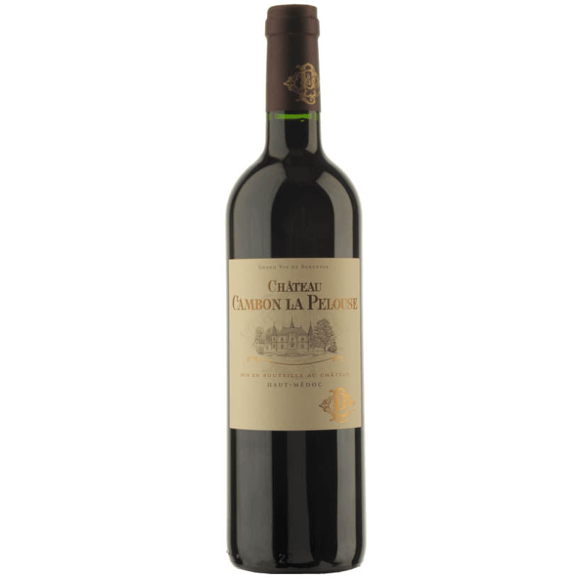 Château Cambon la Pelouse 2013 Red wine