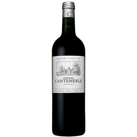 Chateau Cantemerle 2012 French Fine Red Wine