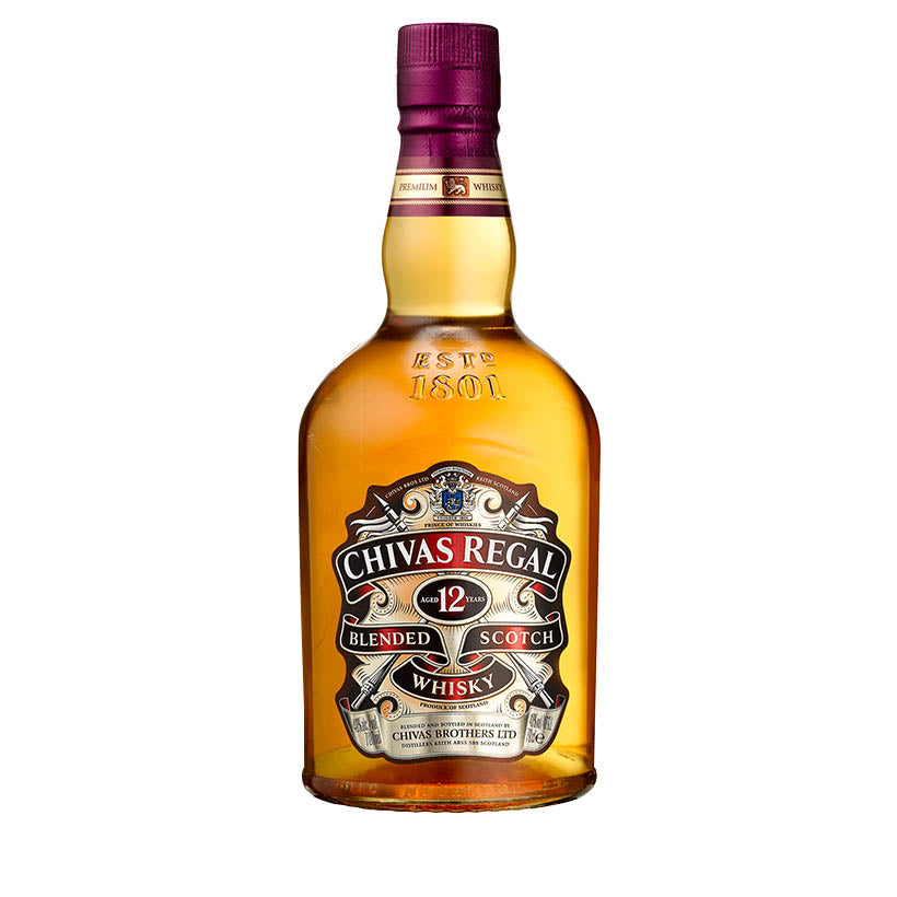 Chivas Regal - Blended Scotch Whisky