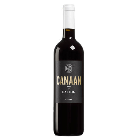 Dalton Canaan 2018 - Kosher Vegetarian, Vegan, Kosher Red wine Israel