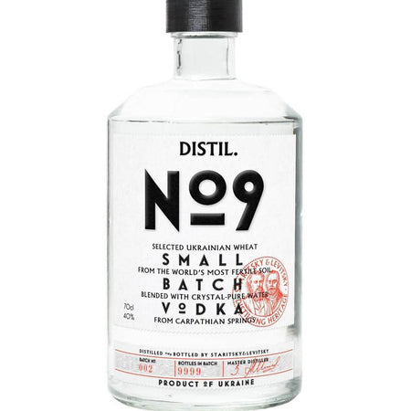 Distol No.9 Vodka