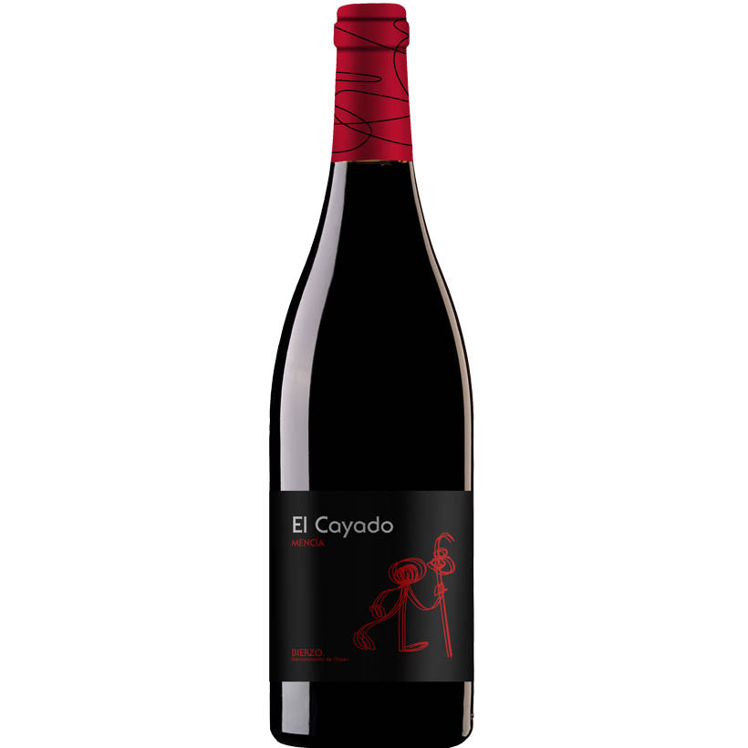 El Cayado Mencia 2011 Red wine