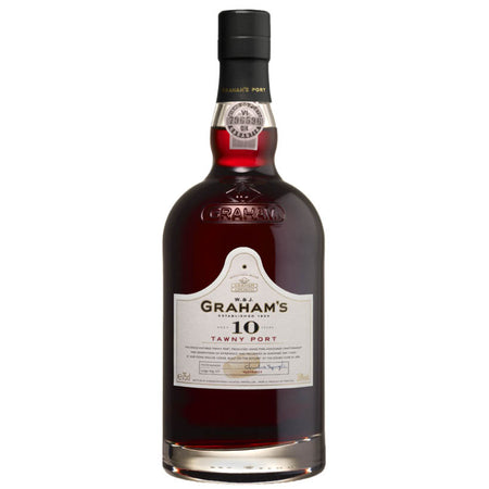Graham's 10 Year Old Tawny Port Portuguese Non vintage Fortified Wine