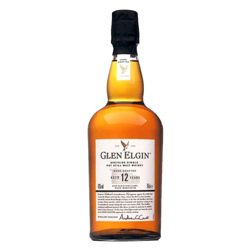 Glen Elgin 12 Year Old - Speyside