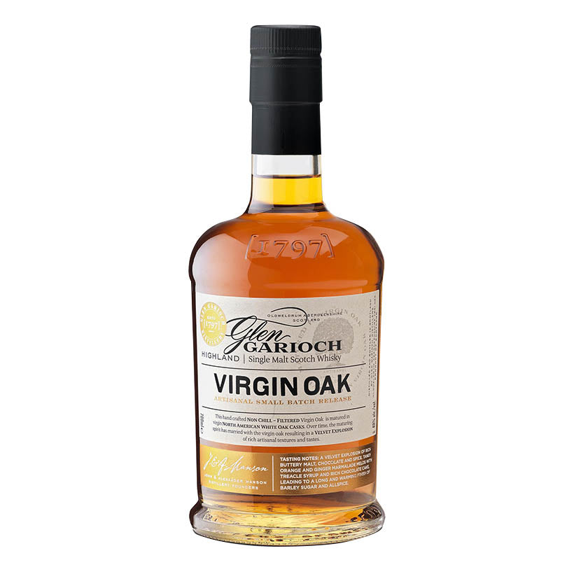 Glen Garioch Virgin Oak - Highland Single Malt Whisky