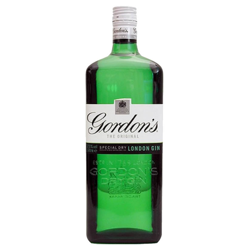 Gordon's London Dry Gin - 1 Litre