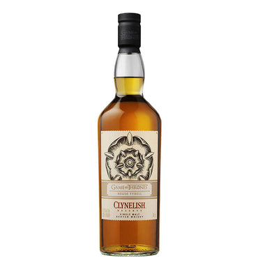 Whisky Clynelish Reserve - Game of Thrones House Tyrell