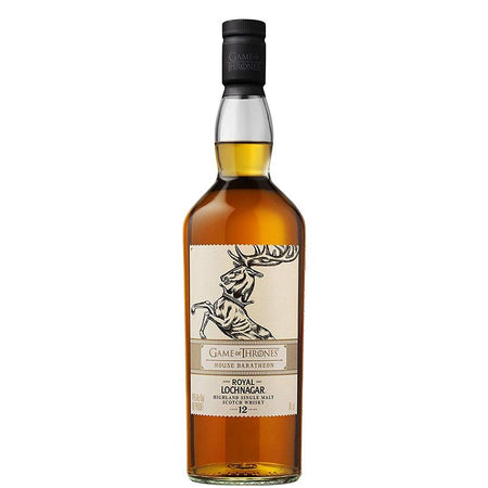 Royal Lochnagar 12 year old Game Of Thrones Whisky