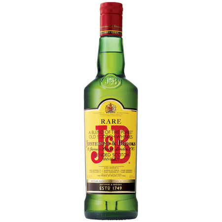 J&B Rare - Blended Scotch Whisky