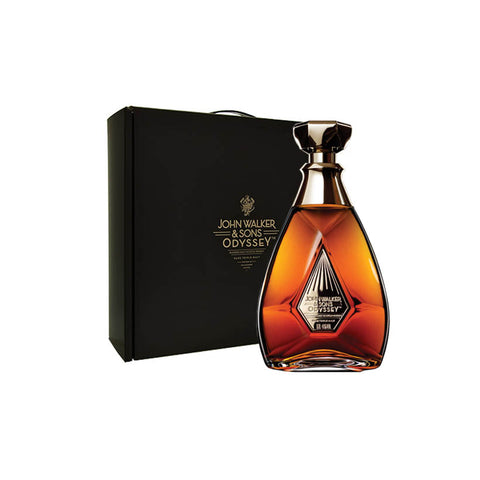 Johnnie Walker & Sons 'Odyssey' - Premium Blended Scotch Whisky with box