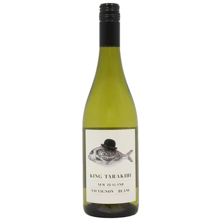 King Tarakihi Sauvignon Blanc 2018 New Zealand White wine