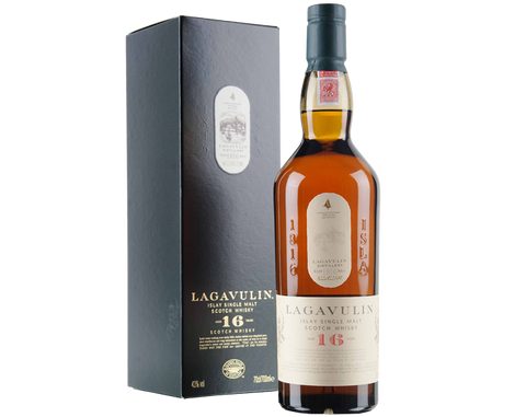 Lagavulin 16 Year Old Malt Whisky Islay