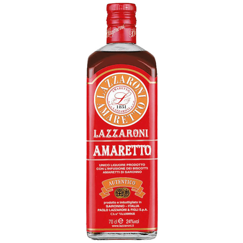 Lazzaroni Amaretto Liqueur 500ml