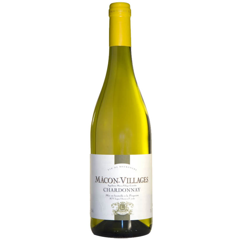 Mâcon-Villages Cave de Lugny 2016 French Vegetarian White wine