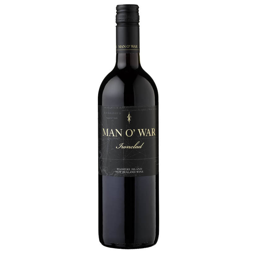 Man O' War Ironclad 2010 New Zealand Red Wine