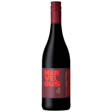 Marvelous Red 2015 South African Vegetarian Red wine