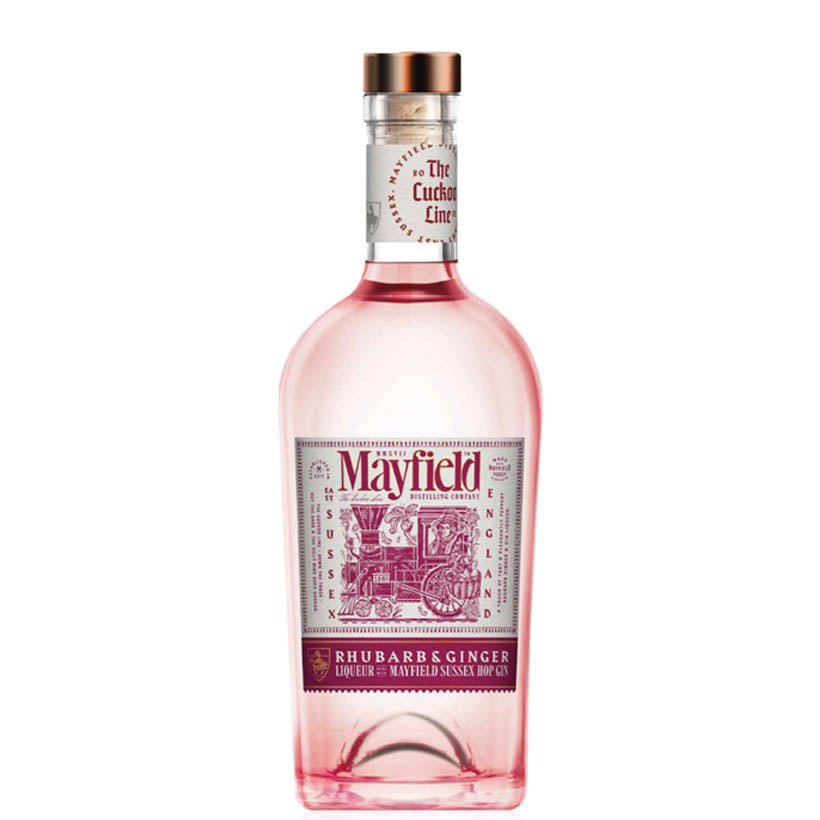 Mayfield Rhubarb & Ginger Gin Liqueur 500ml