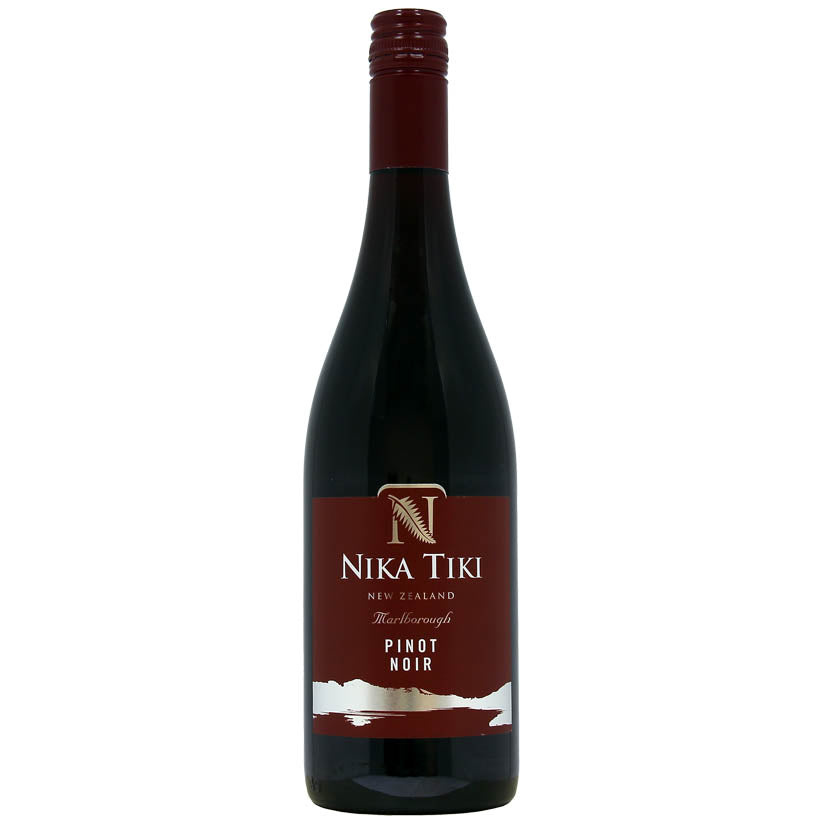 Nika Tiki Pinot Noir 2015 New Zealand Red wine