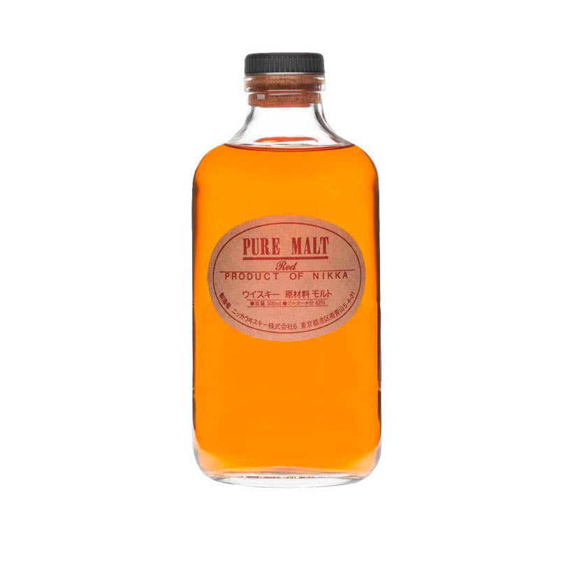 Nikka Pure Malt Red Japanese Whisky