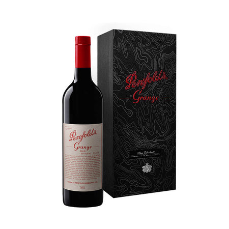 Penfolds Grange Shiraz 2012 Australian Fine Red wine with box