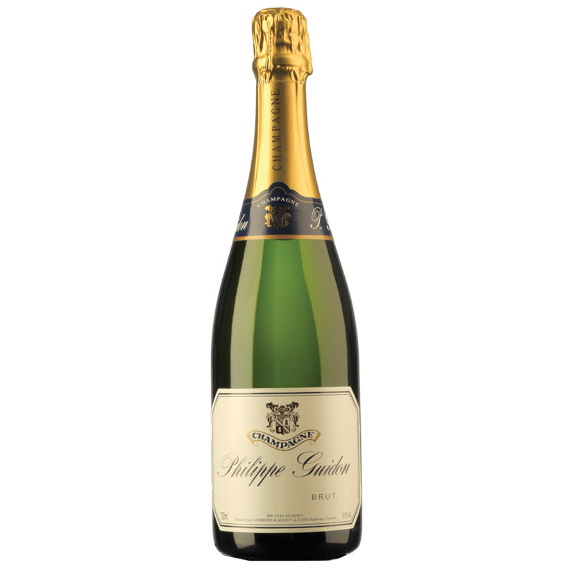 Philippe Guidon Brut Non Vintage Champagne