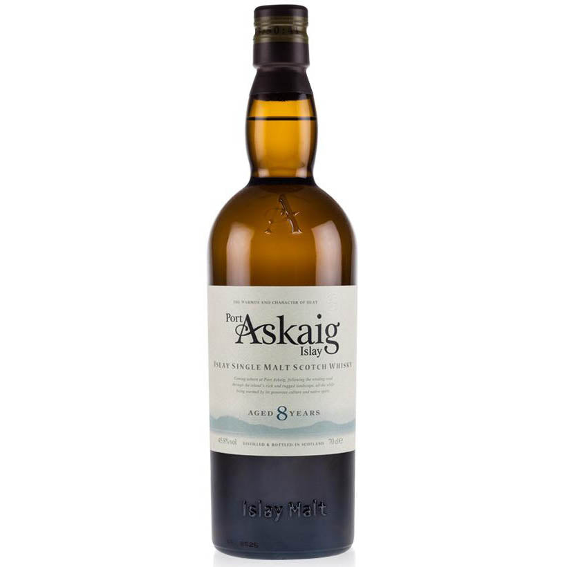 Port Askaig 8 Year Old - Single Malt Scotch Whisky