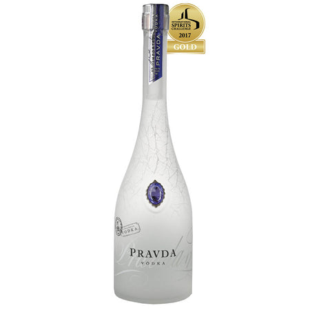 Pravda Vodka award winning, fine quality