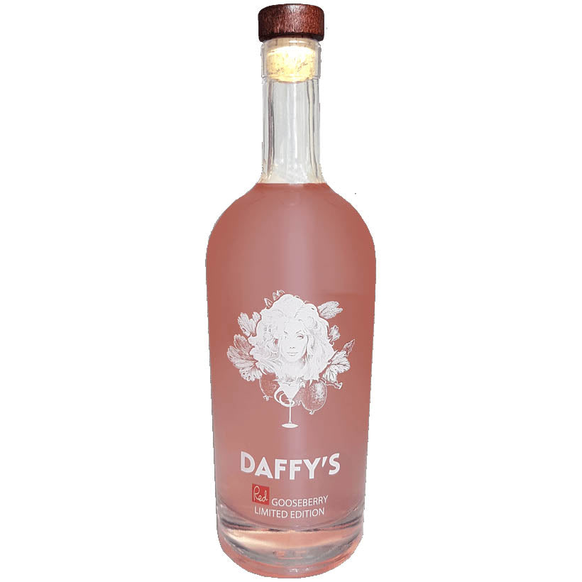 Daffy's Red Gooseberry Limited Edition Gin
