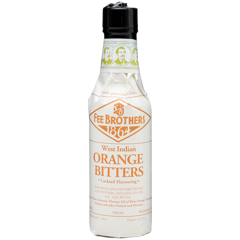 Fee Brothers Orange Bitters 150ml