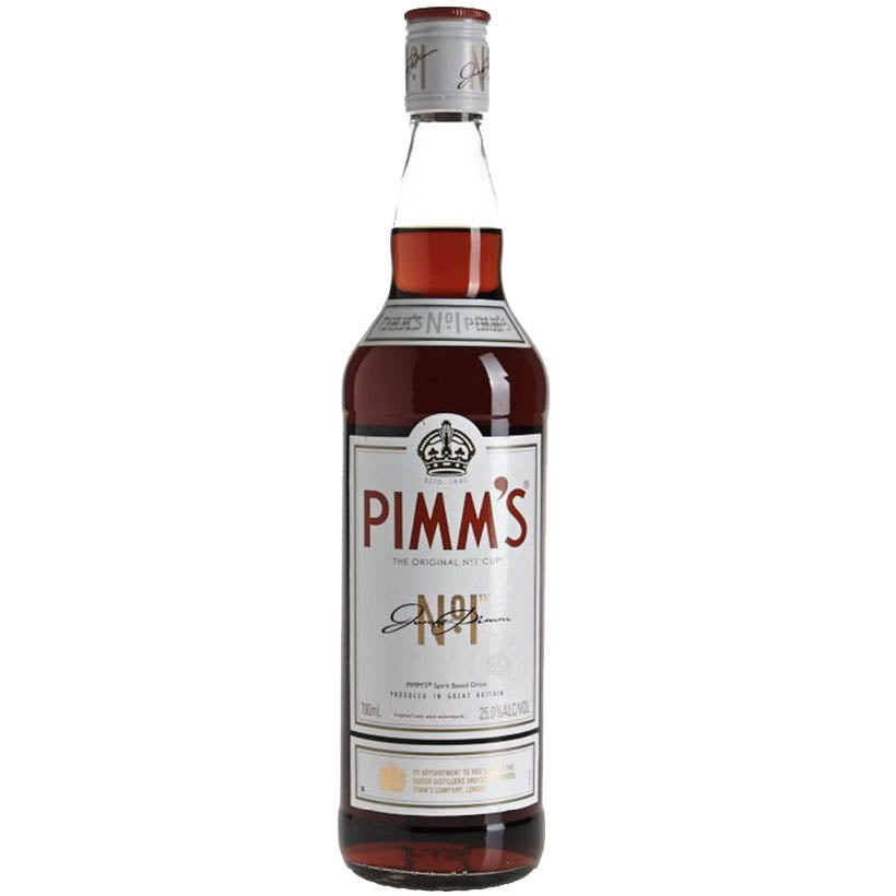 Pimm's No.1 fruity, gin based liqueur