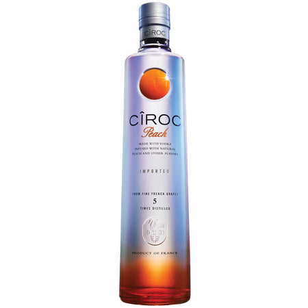 Ciroc Vodka - Peach  70cl