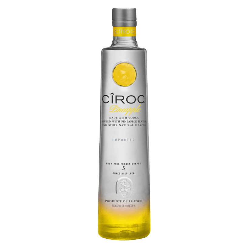 Ciroc Vodka - Pineapple flavoured