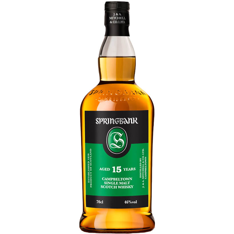 Springbank 15 Year Old - Campbeltown Single Malt Whisky